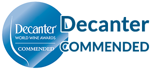 Decanter Commended Medaille