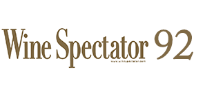 Wine Spectator 92 Points