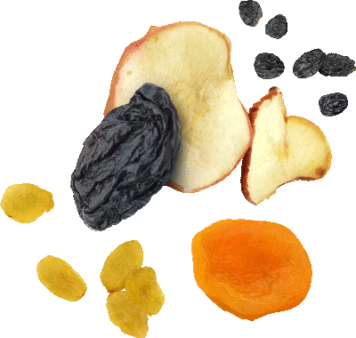 … dried fruits -- Aromaer