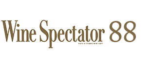 Wine Spectator 88 Points